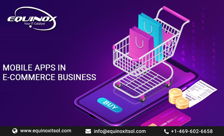 Best Business Apps For Ecommerce Development Company In USA