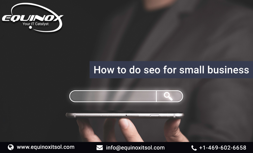 How To Do Seo For Small Business