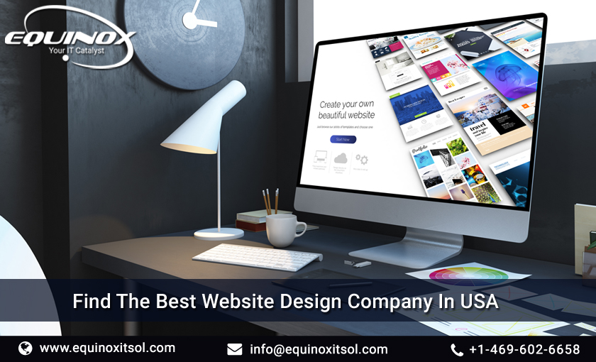 Find The Best Website Design Company In USA